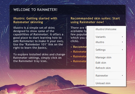 What Is Rainmeter? - Designfjotten com